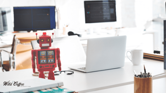 Blog image: Chatbots: Five things you need to know
